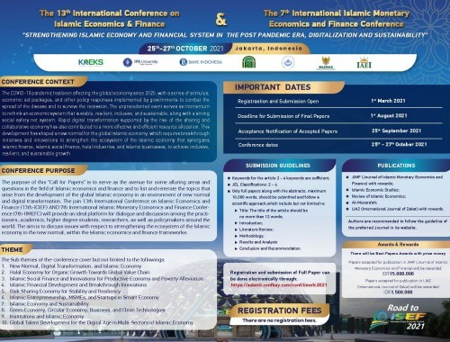 the-13th-international-conference-on-islamic-economics-and-finance-and-the-7th-international-islamic-monetary-economics-and-finance